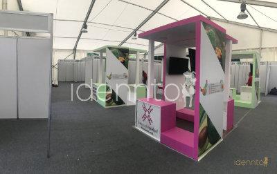 Desarrollo y montaje de Expos