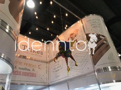 Renta de Stands de aluminio: Trikes