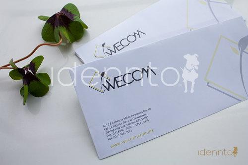 Desarrollo de Marca Integral: Wecom