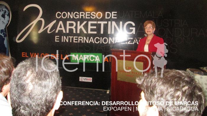 Congreso internacional de marketing nicaragua