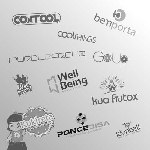 Logos idennto Nombres